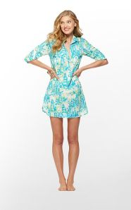 LP Captiva Tunic in High Beams
